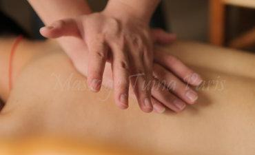 salon de massage à Paris confortable et douceur